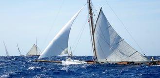 2008 wyzwania klasycznych panerai jachtów zdjęcia royalty free
