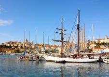 2008 yachts classiques de panerai d'enjeu Photos libres de droits