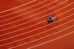 2008年paralympic北京的比赛 免版税库存图片