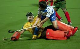 2009个第8个亚洲孟加拉国杯子日本人s与 免版税库存照片