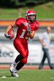 2009个美国人b冠军欧洲橄榄球 图库摄影