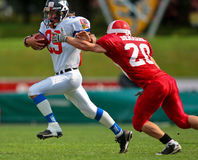 2009个美国人b冠军欧洲橄榄球 免版税图库摄影