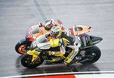 2009全部马来西亚motogp prix 图库摄影