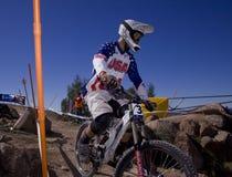 2009名自行车冠军山uci世界 库存图片