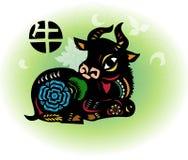2009年公牛年 免版税库存图片