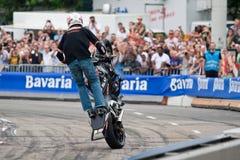 2009年巴伐利亚城市赛跑 免版税图库摄影
