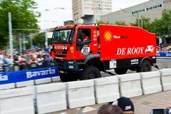 2009年巴伐利亚城市赛跑 免版税库存照片