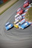 2009年布尔诺游览世界的汽车冠军 库存图片