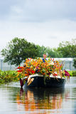 2009年浮动的花游行westland 免版税图库摄影