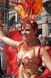 2009年狂欢节哥本哈根 免版税库存照片