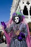 2009年狂欢节威尼斯 库存照片