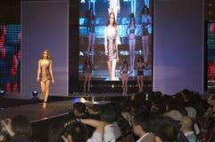 2009年瓷公平的内衣 库存图片