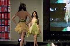 2009年瓷公平的内衣 免版税库存照片