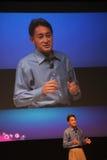 2009年科隆香水gamescom德国hirai kazuo 免版税图库摄影