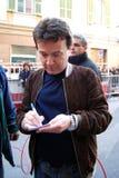 2009年节日意大利人歌曲 图库摄影