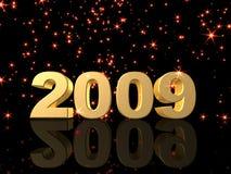 2009年 库存例证