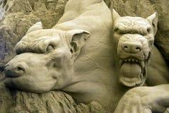 2009年cerberus节日国际o 免版税库存照片