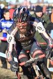 2009年cyclocross国民 免版税库存图片