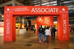 2009条鱼热那亚慢的意大利 免版税库存照片