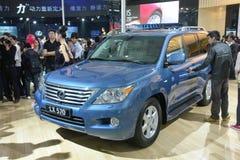2009自动广州显示 免版税库存图片
