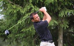2009高尔夫球meimoun prevens trpohee 免版税库存照片