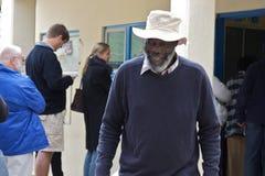 2009 élections africaines du sud Image libre de droits