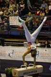 2009 гимнастических художнических чемпионатов европейских Стоковое Изображение RF