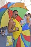 2009 людей гордятся roma Стоковая Фотография