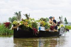 2009 плавая westland парада цветка Стоковое Изображение RF