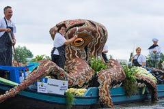 2009 плавая westland парада цветка Стоковое Фото