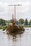 2009 плавая westland парада цветка Стоковая Фотография