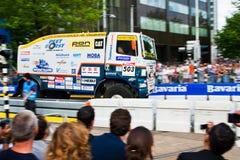 2009 участвовать в гонке города Баварии Стоковые Изображения RF