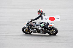 2009 250cc aoyama klasy Hiroshi motogp Zdjęcie Royalty Free