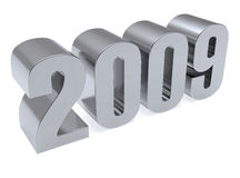 2009 3d图象 库存照片
