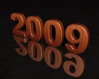 2009 Royalty Free Stock Image