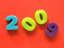 2009 Immagine Stock