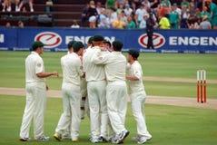 2009 africa australia cricket feb south to tour Στοκ εικόνες με δικαίωμα ελεύθερης χρήσης