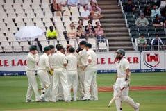 2009 africa australia cricket feb south to tour Στοκ φωτογραφίες με δικαίωμα ελεύθερης χρήσης