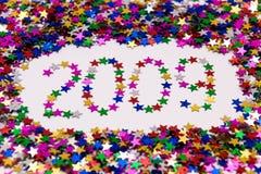 2009 ans Images libres de droits