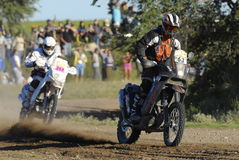 2009 Argentina wiec Chile Dakar zdjęcie royalty free
