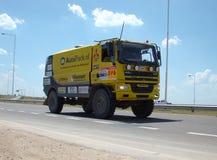2009 Argentina wiec Dakar Obrazy Royalty Free