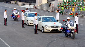 2009 arrival ministers ndp Стоковые Изображения