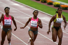 2009 athletissima fraser Obrazy Stock