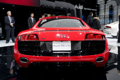 2009 Audi R8 - rear Royalty Free Stock Photography