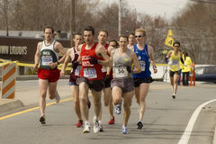 2009 bostonu maraton Zdjęcia Royalty Free