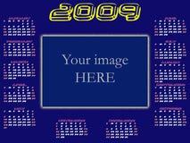2009 calendar Stock Images