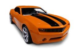 2009 camaro pomarańcze Obrazy Royalty Free
