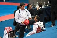 2009 campeonatos italianos de Taekwondo Fotografía de archivo libre de regalías
