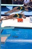 2009 campionati del mondo di FINA Fotografia Stock