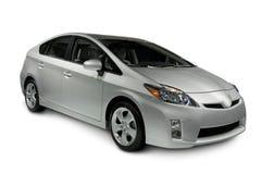 2009 car hybrid Arkivbild